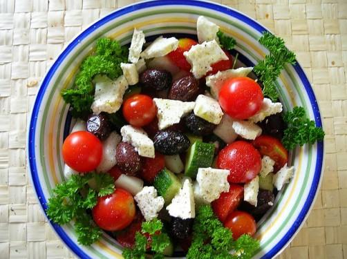 greeksaladfoto